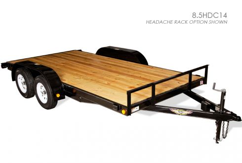 H&H HDC C-Series Flatbed Trailer