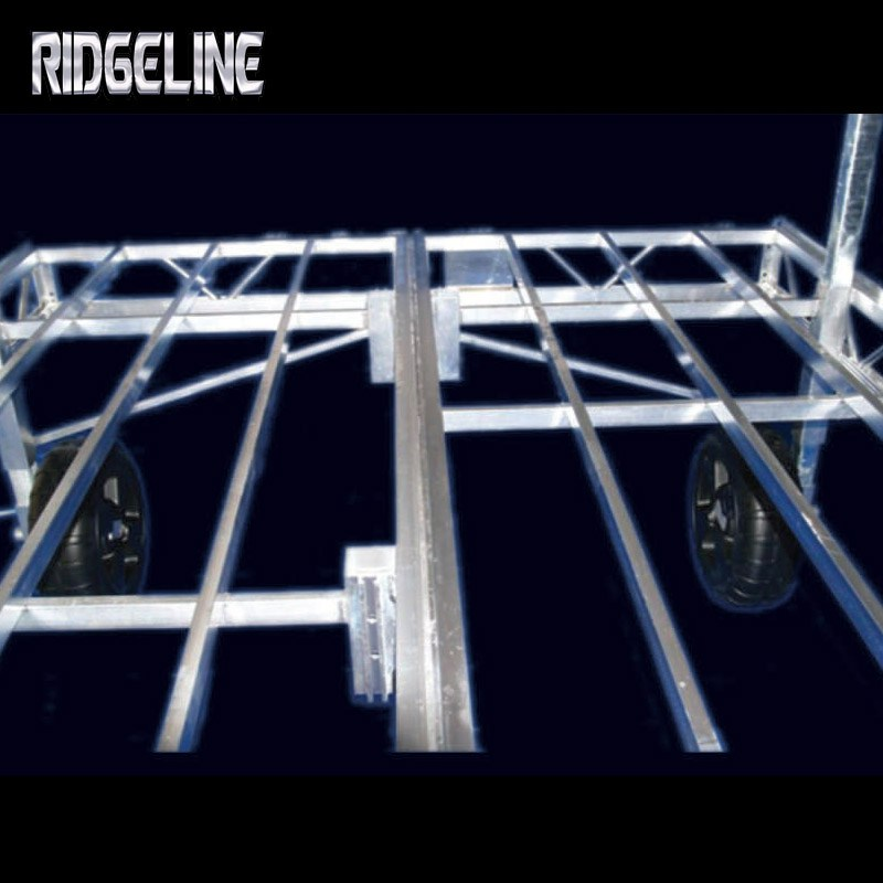 Ridgeline dock independent raising and lowering design