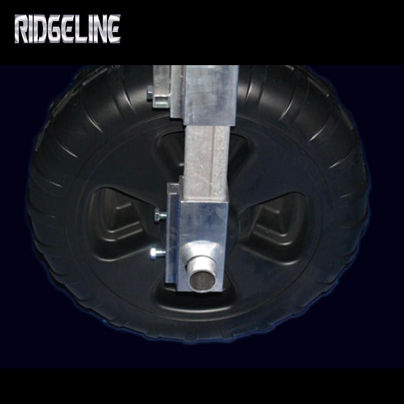 Ridgeline dock rotating stub axle design