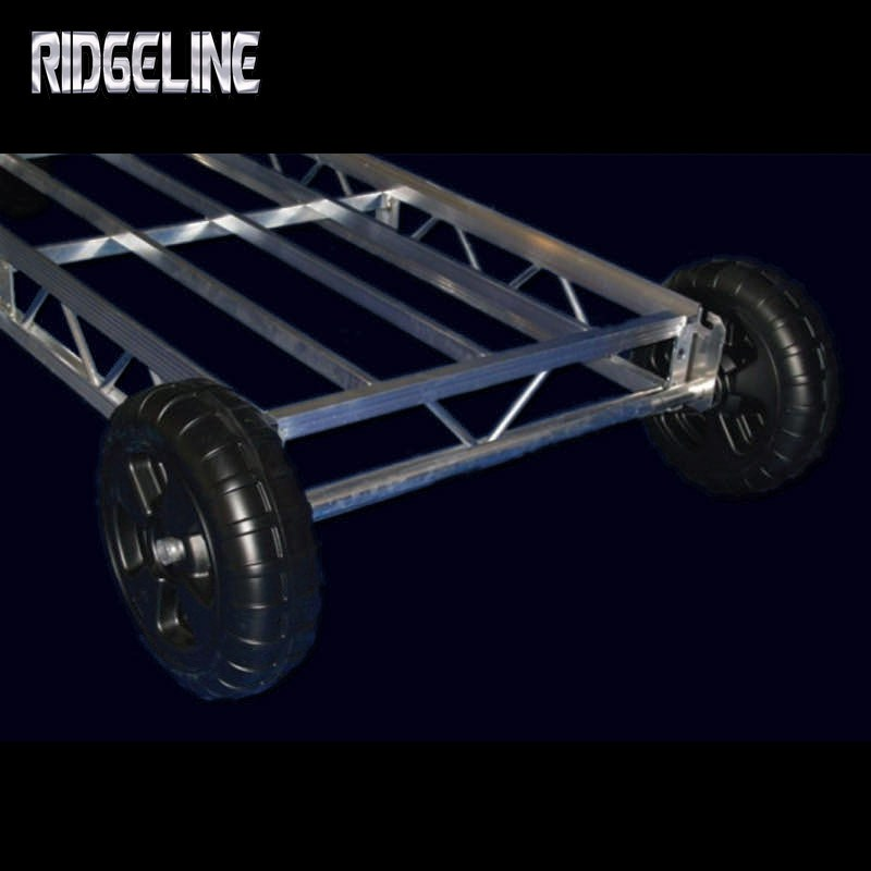 Ridgeline dock shore end wheel kit